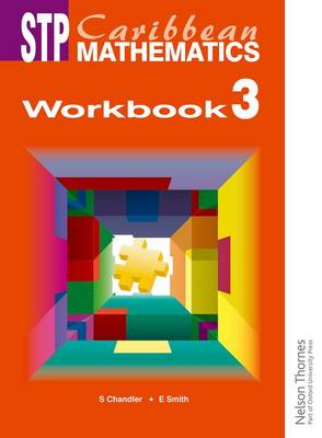 STP Caribbean Mathematics Workbook 3 (Spiral bound)