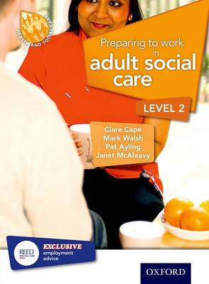 Preparing to Work in Adult Social Care Level 2 (Paperback)