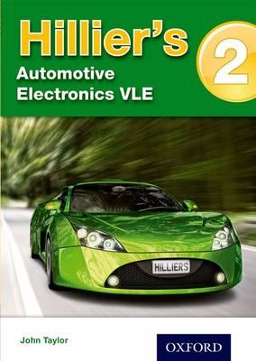 Hillier's Automotive Electronics Book 2 VLE (MOODLE) (CD-ROM)