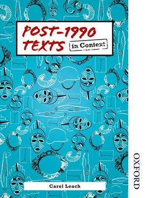 Post-1990 Texts in Context (Paperback)