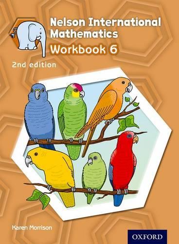 Nelson International Mathematics Workbook 6 (Paperback)