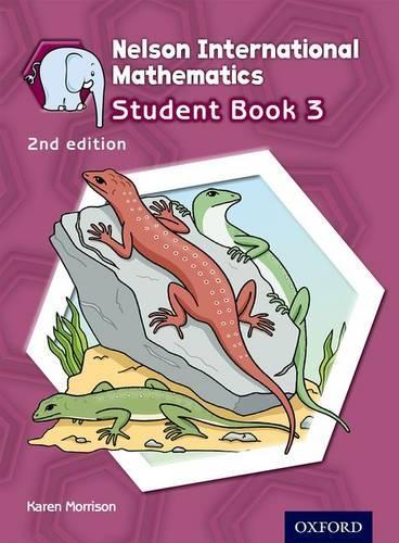 Nelson International Mathematics Student Book 3 (Paperback)