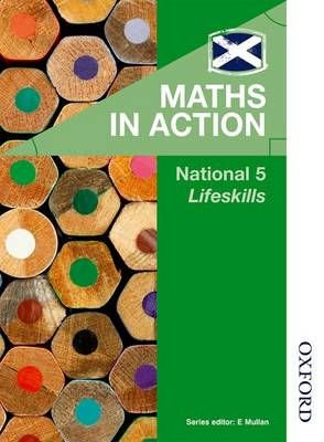 Maths in Action National 5 Lifeskills (Paperback)