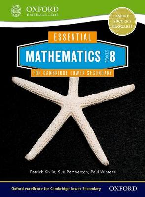 Essential Mathematics for Cambridge Lower Secondary Stage 8 (Paperback)