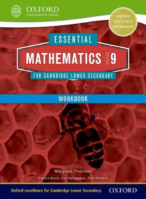 Essential Mathematics for Cambridge Lower Secondary Stage 9 Work Book (Paperback)