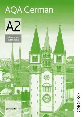 AQA A2 German Grammar Workbook (Paperback)