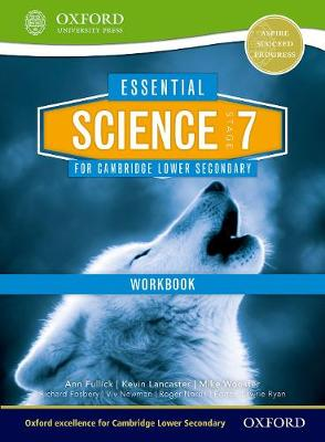 Essential Science for Cambridge Lower Secondary Stage 7 Workbook (Paperback)