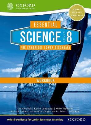 Essential Science for Cambridge Lower Secondary Stage 8 Workbook (Paperback)
