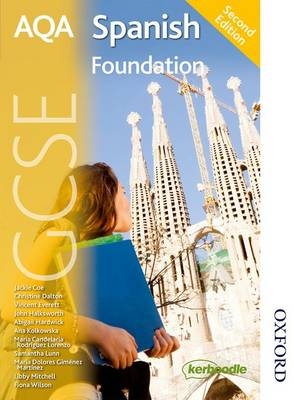 AQA GCSE Spanish Foundation Student Book (Paperback)