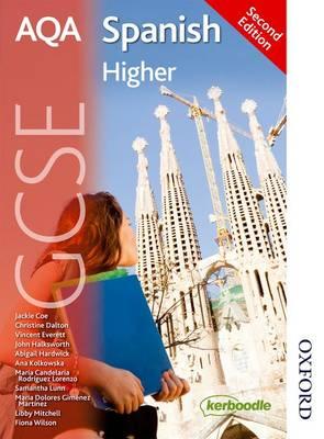 AQA GCSE Spanish Higher Student Book (Paperback)