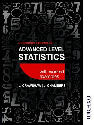 A Concise Course in Advanced Level Statistics with worked examples (Paperback)