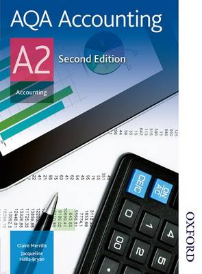 AQA Accounting A2 (Paperback)