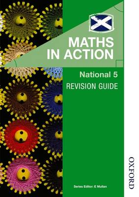Maths in Action National 5 Revision Guide (Paperback)