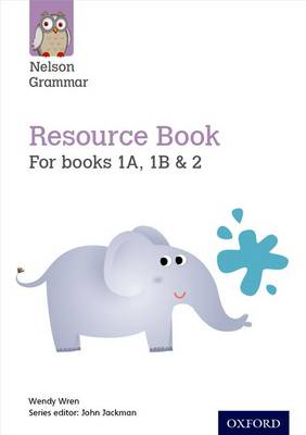 Nelson Grammar Resource Book Year 1-2/P2-3 (Paperback)