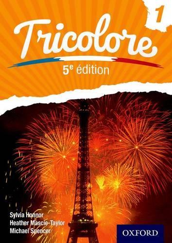 Tricolore 5e edition Student Book 1 (Paperback)