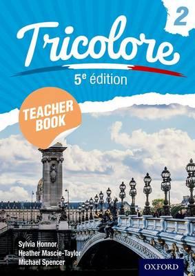 Tricolore 5e edition Teacher Book 2 (Paperback)