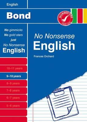 Bond No Nonsense English: 9-10 Years (Paperback)