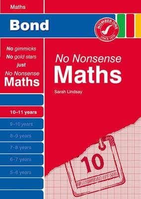 Bond No Nonsense Maths 10-11 Years (Paperback)