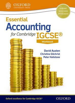 Essential Accounting for Cambridge IGCSE (R) Workbook (Paperback)
