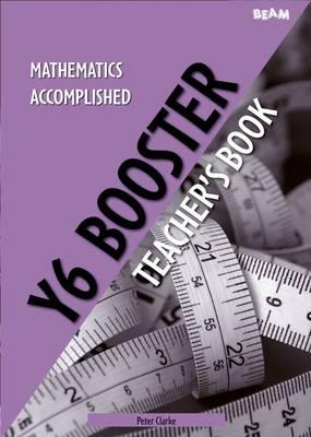 Mathematics Accomplished Year 6 Booster Pack