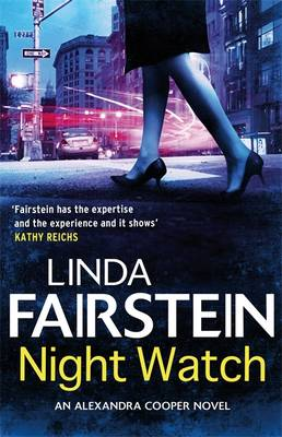 Night Watch - Alexandra Cooper Series 14 (Hardback)