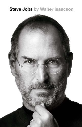 Steve Jobs: The Exclusive Biography (Hardback)