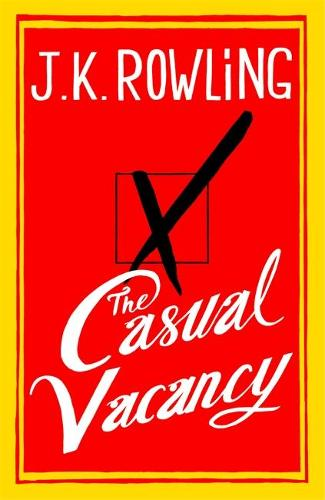 The Casual Vacancy (Hardback)