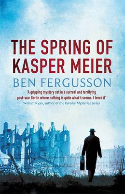 The Spring of Kasper Meier (Paperback)