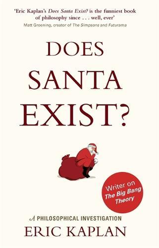 Does Santa Exist? (Hardback)