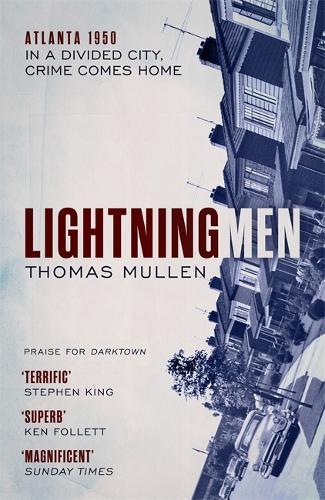 Lightning Men (Hardback)