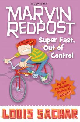 Super Fast, Out of Control! - Marvin Redpost 7 (Paperback)