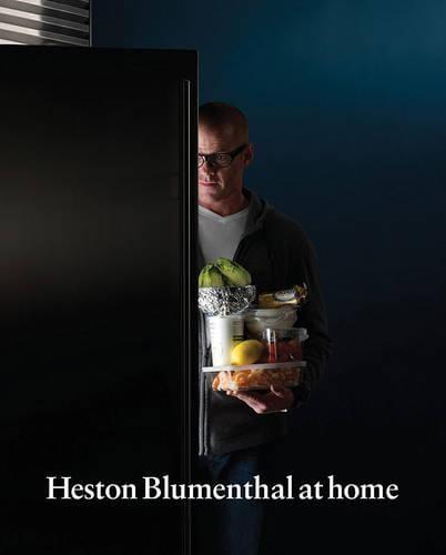 Heston Blumenthal at Home (Hardback)