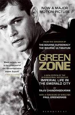 Green Zone: Imperial Life in the Emerald City (Paperback)