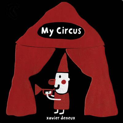 My Circus (Board book)