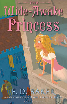 The Wide-Awake Princess - The Wide-Awake Princess (Paperback)