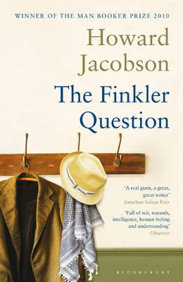 The Finkler Question (Hardback)