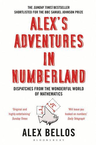 Alex's Adventures in Numberland (Paperback)