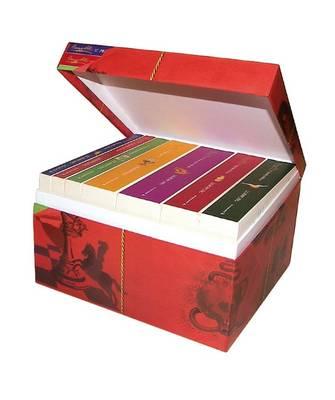 Harry Potter Paperback Boxed Set (Paperback)