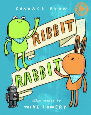 Ribbit Rabbit (Paperback)