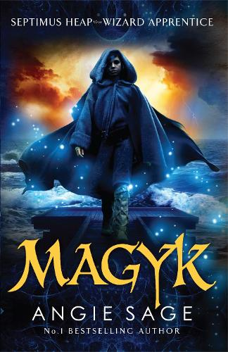 Magyk: Septimus Heap Book 1 (Rejacketed) (Paperback)