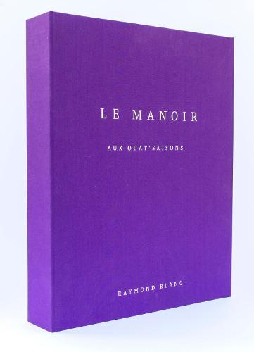 Le Manoir aux Quat'Saisons: Special Edition (Book)
