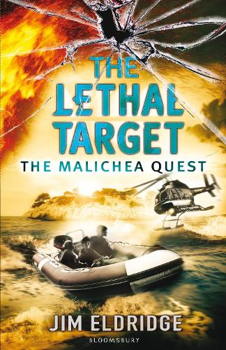 The Lethal Target: The Malichea Quest - The Malichea Quest (Paperback)