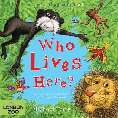 Who Lives Here? (Hardback)