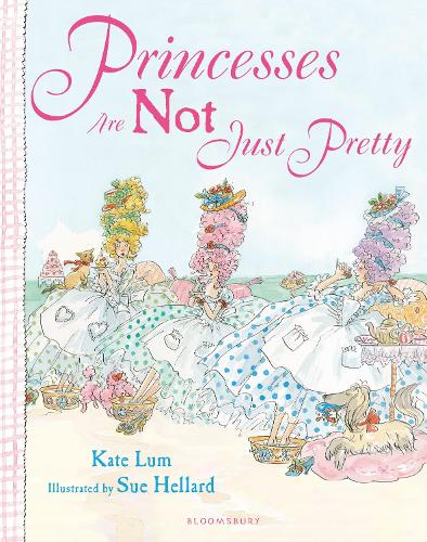 Princesses Are Not Just Pretty (Paperback)
