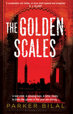 The Golden Scales: A Makana Mystery (Paperback)