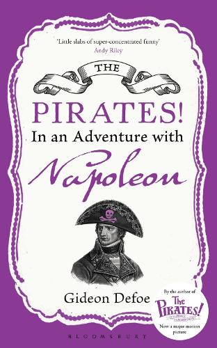 The Pirates! In an Adventure with Napoleon: Reissued (Paperback)