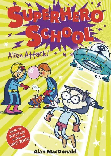 Alien Attack! (Paperback)