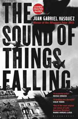The Sound of Things Falling (Hardback)