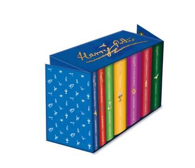 Harry Potter Signature Hardback Boxed Set x 7