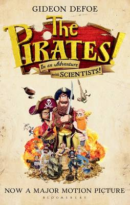 The Pirates! In an Adventure with Scientists: Film tie-in (Paperback)